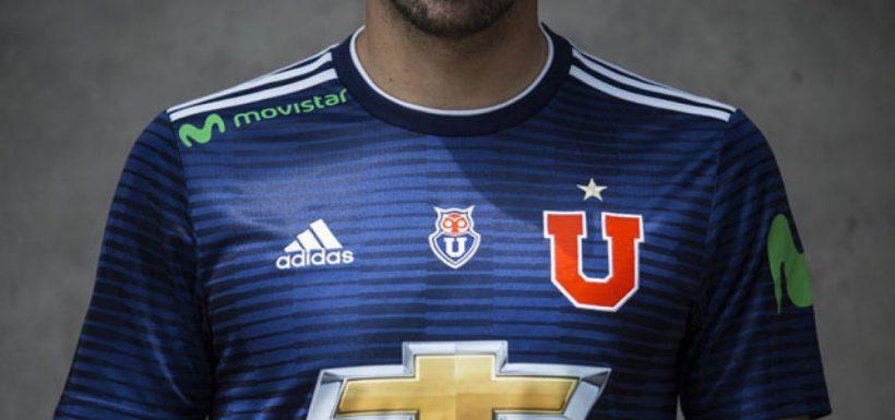 """[FOTO] ¿Será esta? Filtran la que podría ser la nueva camiseta de la """"U"""" para la temporada 2019"""