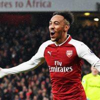 [VIDEO] El gol del año: Aubameyang marca un verdadero golazo en victoria del Arsenal... ¡La tocaron todos!