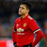 ¡Indignado! Filtran la furiosa reacción que tuvo Alexis Sánchez tras perder el clásico de Manchester