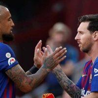 ¡Impacto! Estos son los planes de Lionel Messi para Arturo Vidal en el FC Barcelona