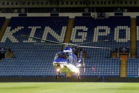 [VIDEO] ¡Terrible! Revelan nuevas imágenes del helicóptero del Leicester que se estrelló y mató a cinco personas