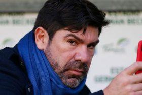 [FOTO] ¡Enfurecido! Marcelo Salas se desahogó contra medio que lo vinculó al directorio de Harold Mayne-Nicholls