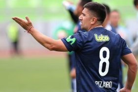 """¡Bombazo azul! Se filtró el nombre del volante que llegará a reemplazar a David Pizarro en la """"U"""""""
