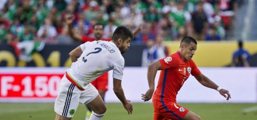 EN VIVO   Chile vs México por amistoso internacional en fecha FIFA