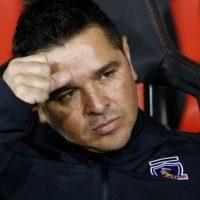 """Referente de Colo Colo le dio en el suelo a 'Tito' Tapia: """"Me hubiese gustado que se quedara Pablo Guede"""""""