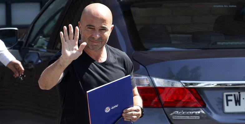 """El sueño azul: Revelan los motivos por los que Jorge Sampaoli podría relanzar su carrera en la """"U"""" el 2019"""