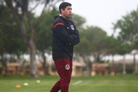 [FOTO] ¡Dramático momento! Nicolás Córdova fue amenazado de muerte por hinchas de Universitario en Perú