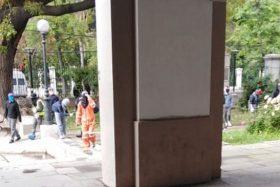 ¡Sigue el conflicto! Nuevos incidentes en el INBA terminan con bombas molotov dentro de la oficina de su director