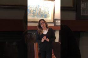 [VIDEO] La irónica respuesta de Tere Marinovic a CCN Chile por 'troleo' a su humilde set de grabación