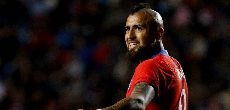 ¡Larga vida al Rey! Arturo Vidal se transformó en el volante más goleador en la historia del fútbol chileno