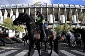 """""""Ojo argentinos"""": Las fuertes medidas de seguridad que dispondrá Madrid para la final de Copa Libertadores"""