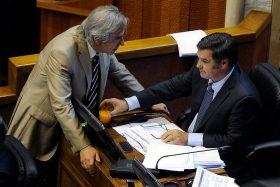 ¡Insólito round! La mediática pelea tuitera entre Moreira y Ossandón... ¡Se dijeron de todo!