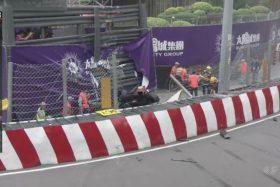 [VIDEO] ¡Impacto! El brutal accidente en la Fórmula 3 que está dando la vuelta al mundo