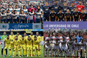 Conmebol saludó y felicitó a los cuatro clasificados chilenos a Copa Libertadores 2019