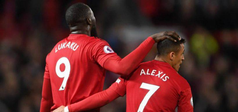 """Lukaku a Alexis: """"Si 'Mou' te critica, lidia con eso, hombre… Somos adultos"""""""