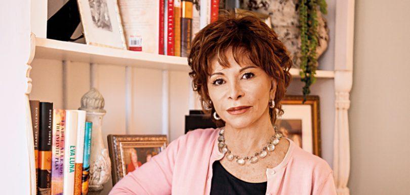 Isabel Allende entre las 100 mujeres más influyentes del mundo del 2018.