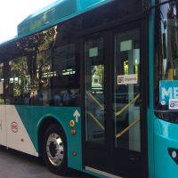 Ya están en Chile, en espera de desembarco los 100 autobuses eléctricos fabricados por BYD