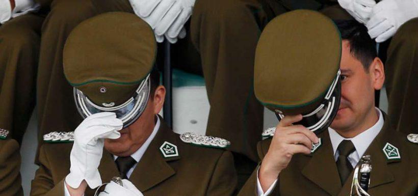 """Fiscalía investiga a ex auditor de la contraloría por """"Fraude de Carabineros"""""""