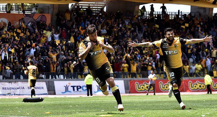 ¡Regresa el 'Barbón' Coquimbo Unido firmó su regreso a Primera División tras 11 años