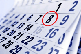 Ojo trabajadores: Conoce todos los feriados que traerá el 2019