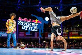 EN VIVO | Transmitimos el World Final Red Bull Street Style 2018