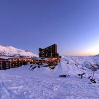 Valle Nevado, la montaña que mira la ciudad desde las alturas de la cordillera
