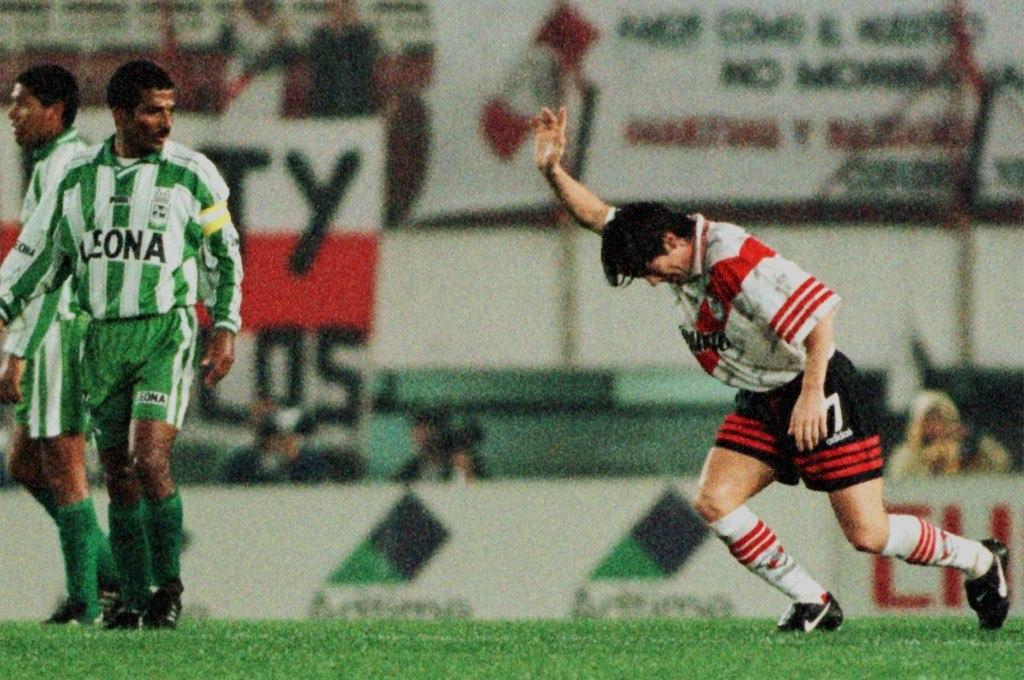 [VIDEO] ¡Quien más que tu 'Matador'! Marcelo Salas recordó su mejor gol por River Plate