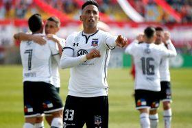 [FOTO] La sentida despedida final de Lucas Barrios a los hinchas de Colo Colo
