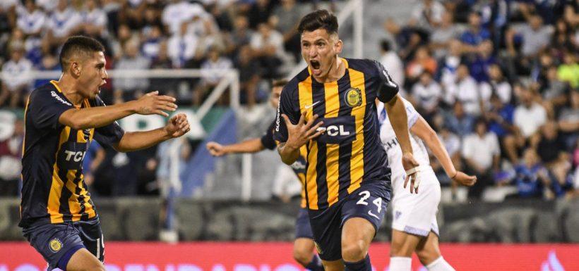 [VIDEO] ¡Tremendo! Alfonso Parot marcó un gol y fue clave para que Rosario Central se consagrara campeón en Argentina