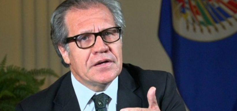Secretario General de la OEA buscará la reelección