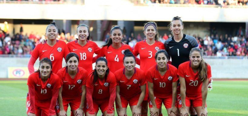 ¡A prepararse! Chile quedó en el bombo 4 del sorteo del Mundial de Fútbol Femenino 2019
