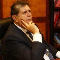 Uruguay rechaza la solicitud de asilo por parte del expresidente peruano Alan García
