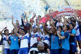 Se desarma el campeón: La UC confirmó a sus primeros cuatro cortados para el 2019