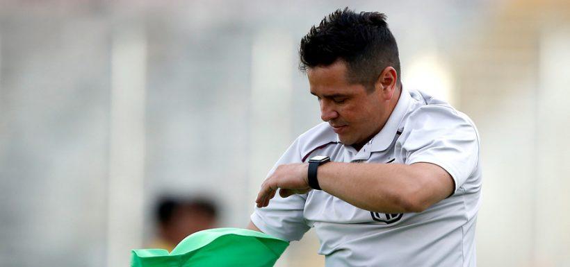 Triste final: Héctor Tapia dejó a Colo Colo sumido en un grave problema con la ANFP