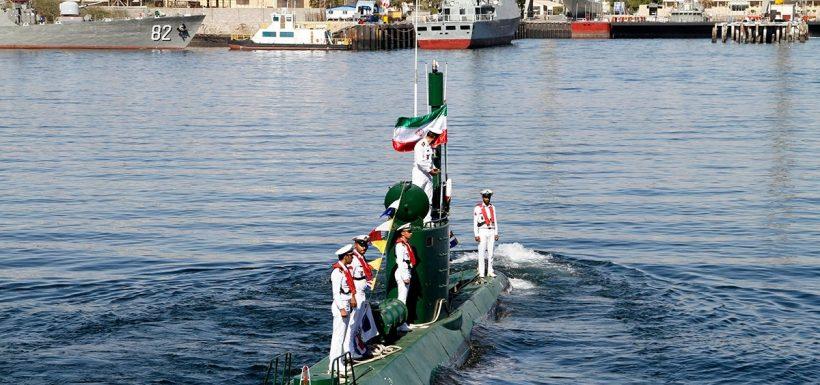 Irán amenaza con impedir las exportaciones de petróleo en el Golfo Pérsico.