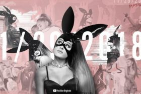 Ariana Grande lanza documental en Youtube