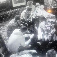 [FOTOS] ¡Escándalo! Filtran imágenes de cracks del Arsenal consumiendo drogas y alcohol