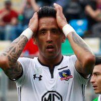 Hablaron los hinchas: Fanáticos de Colo Colo dispararon contra Lucas Barrios tras su salida