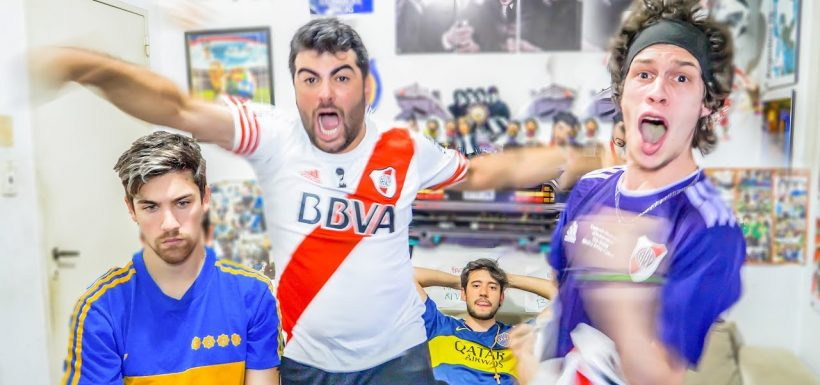 [VIDEO] ¡El más esperado de todos! Así reaccionaron 'Los Displicentes' a la final de Copa Libertadores
