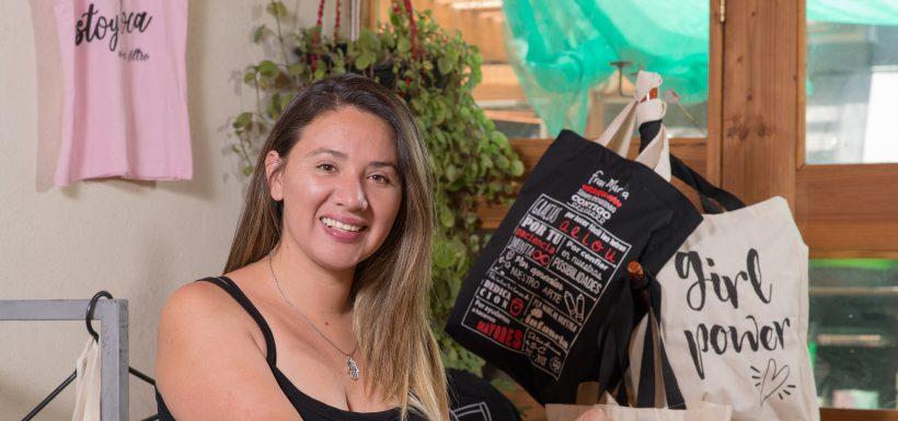Feria de Navidad con sentido: Plaza de la Ciudadanía recibe a micro emprendedores