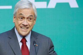 """Sebastián Piñera: """"En Venezuela no hay democracia ni separación de poderes""""."""