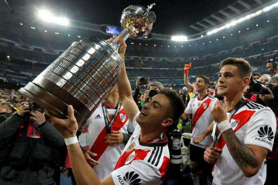 [FOTO] ¡Impresentable! Conmebol mostró lo maltratada y descuidada que tiene la Copa Libertadores