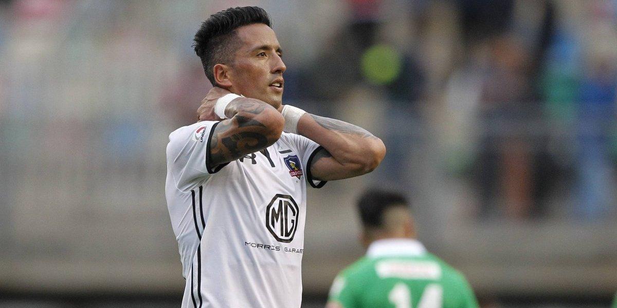 """""""Quedó de 'sapo'"""": Los controvertidos motivos por los que Lucas Barrios dejó Colo Colo"""