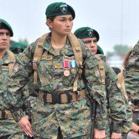 Mujeres participan por primera vez en el CEIM de verano del Ejército
