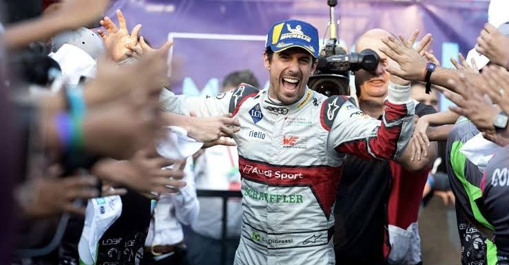 Lucas Di Grassi ePrix México
