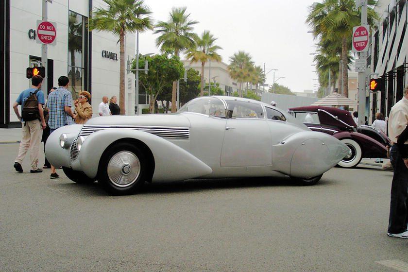Hispano Suiza modelo clásico