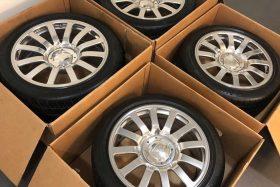Bugatti Veyron ruedas