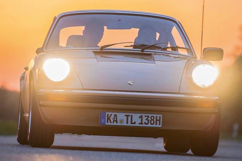 Porsche 911 SC regalo de cumpleaños