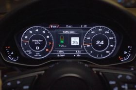 Sistema Audi semáforos verdes
