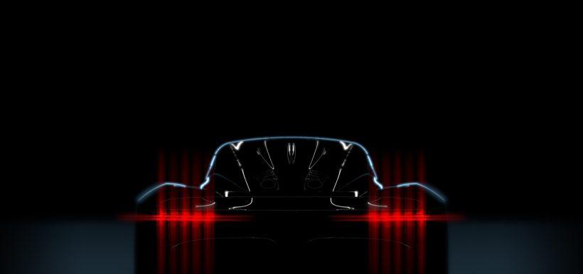 Hypercar de Aston Martin